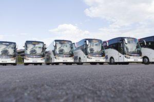 Nauji ir modernūs autobusai leis mėgautis kelione dar labiau