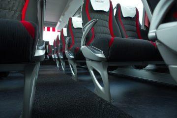 Comfortable seats