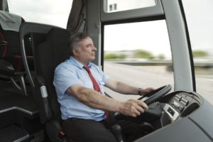 Experienced bus drivers