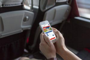Autobusuose veikia nemokamas internetas (wi-fi)