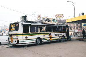ukraina kijevas eurolines kelione autobusu
