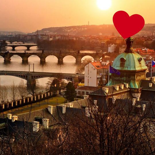 Valentino dienai artėjant: 5 romantiškiausi Europos miestai
