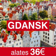 gdansk, eurolines