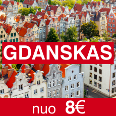 gdanskas, eurolines business class, kelione i gdanska