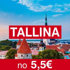 Tallina, eurolines