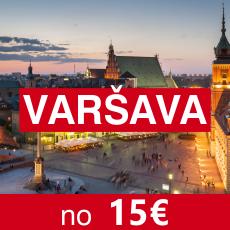 Varsava, Eurolines