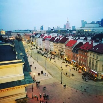 24 valandos Varšuvoje: ką nuveikti kai piniginė ne guminė?
